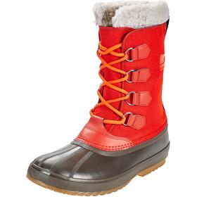 Sorel M's 1964 Pack Nylon Boots Rust Red/Cordovan